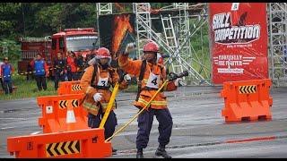 Peringatan HUT Pemadam Kebakaran Dan Penyelamatan Tingkat Nasional Ke-101 Tahun 2020 di Bantul