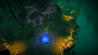 Path of Exile: Glimmerwood Hideout