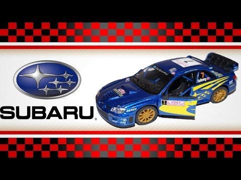Мультик Про Машинки - Субару - Учим марки машин | Cars Cartoon For Kids - Subaru