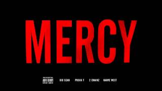 Repeat youtube video Kanye West - Mercy feat. Pusha T, 2 Chainz & Big Sean