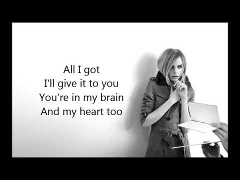 Cara Delevingne-I Feel Everything (Lyrics)