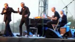 """Klaus Hoffmann & Reinhard Mey: """"Schenk mir diese Nacht"""", Kloster Banz 2011 (HD)"""