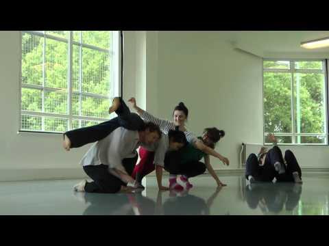 Contact Improvisation Jam 20th May 2011