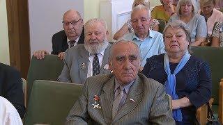 В Саранске избрали новый президиум городского совета ветеранов