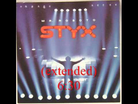 Mr.  Roboto (extended) - Styx