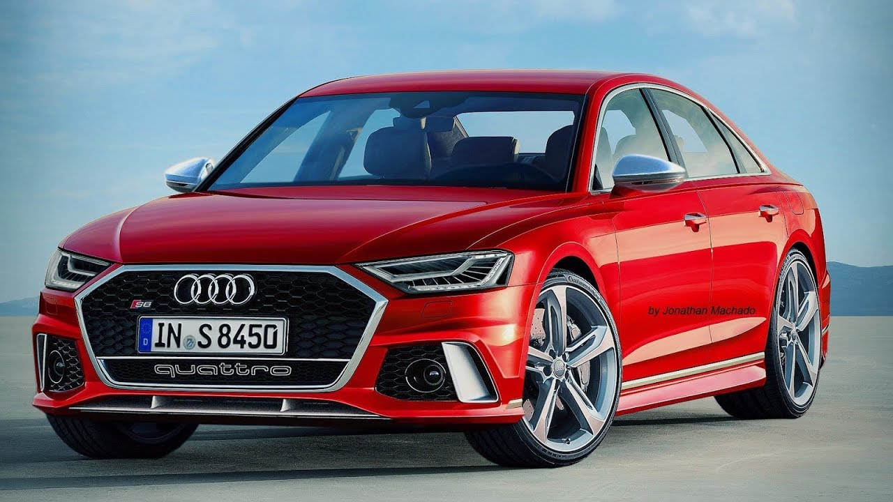 Photoshop All New 2019 Audi S8 Youtube