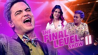 MC BRINQUEDO X FUNBABE - THE FINAL LEVEL SHOW EP. 11