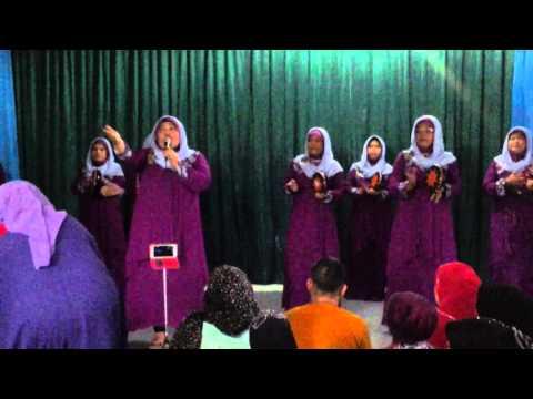Grup Qasidah Lailatul Barkiyah - Ibu