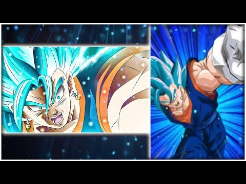 LR VEGITO BLUE'S 18 KI SUPER ATTACK ANIMATION REVEALED! Dragon Ball Z Dokkan Battle