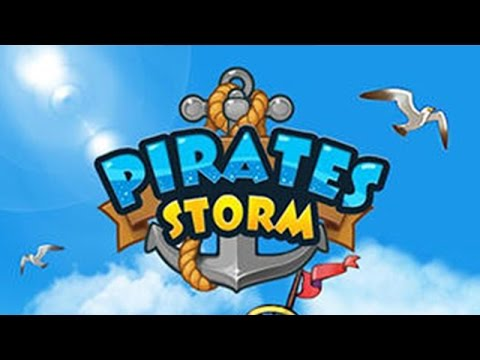 Pirates storm: Naval battles - Android Game-play HD