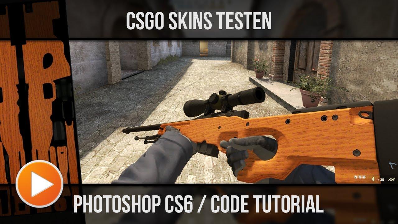 cs go skins testen