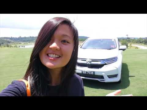 Beng gets a go at the Honda CR-V | Beng Reviews