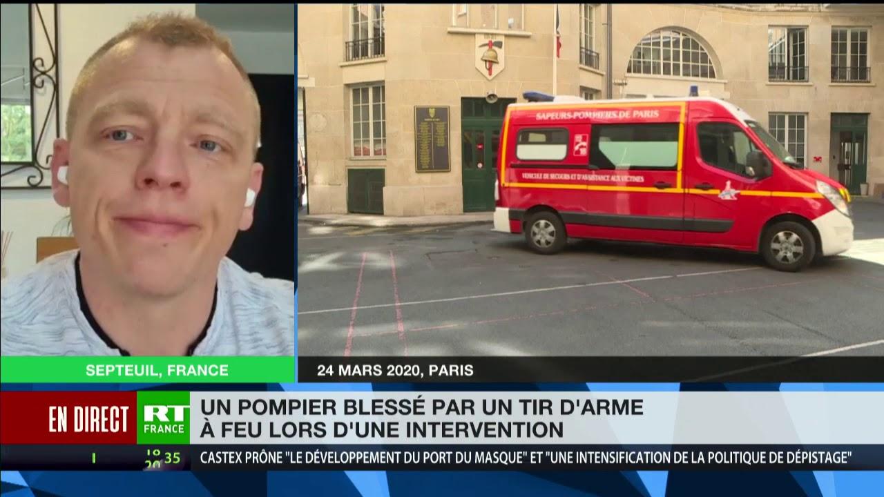 Pompier blessé par balle à Etampes : «Ce sont clairement des guet-apens» juge Yannick Tenesi