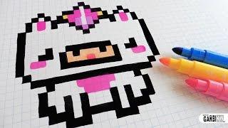 How To Draw Pixel Unicorn Etiketli Videolar Videobring