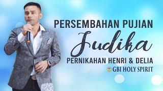 Persembahan Pujian Judika - Pernikahan Henri & Delia | GBI Holy Spirit