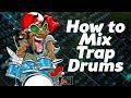 How to: Mixing Trap Drums (Beginning to End) - Reason 10