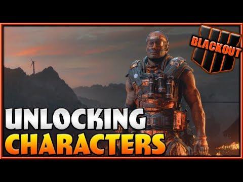 Unlocking More Skins in Blackout! (Ajax, Crash, Recon, Torque)