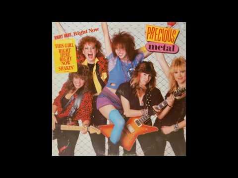 Precious Metal - Right Here, Right Now [1985 Full Album]