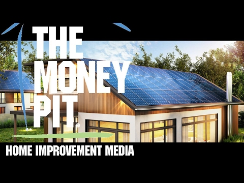 Earth-Friendly Home Improvements #0417171