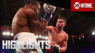 Vladimir Shishkin vs. DeAndre Ware: Highlights | SHOBOX: THE NEW GENERATION