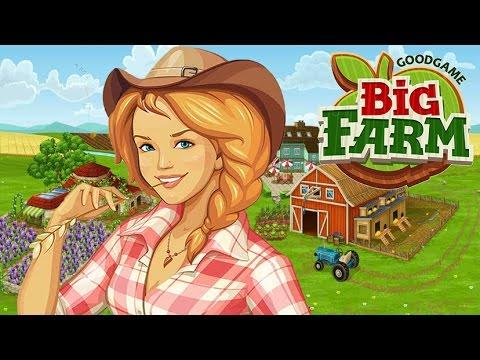 Big Farm 1# /  Construyendo mi propia granja: La Turquesa