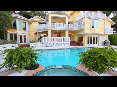 Key West-Style Home in Siesta Key, Florida