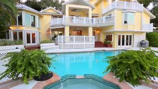 Key West-Style Home in Siesta Key, Florida