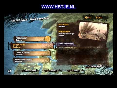 Trials Evolution Gold Edition gameplay |