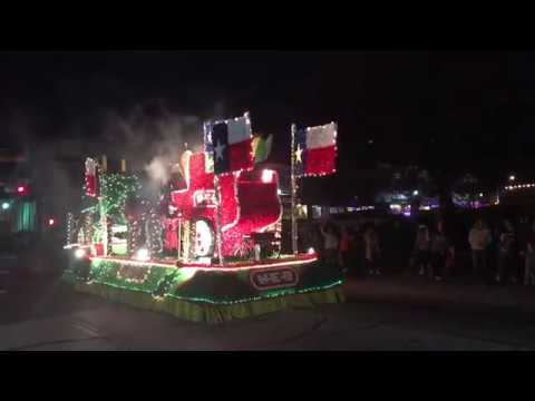 Christmas Parade In Huntsville Tx 2020 Christmas Parade in Huntsville 2017   YouTube