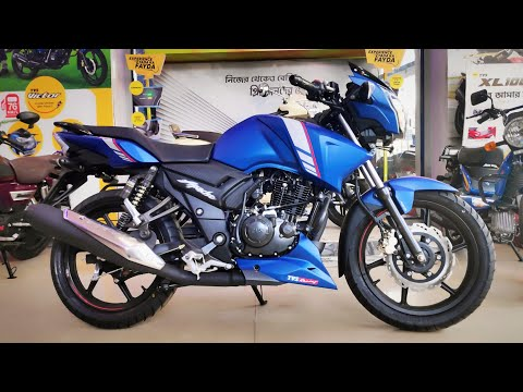 Apache 160 new bike image