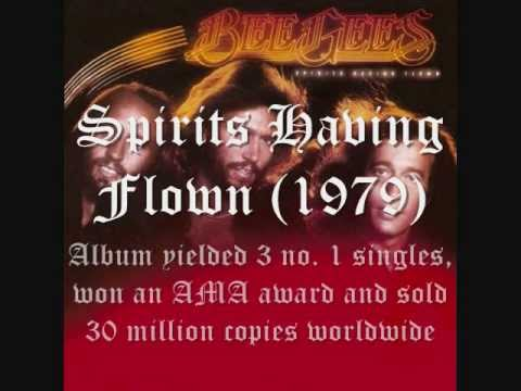 Bee Gees - Spirits Having Flown (1979) [full length album]