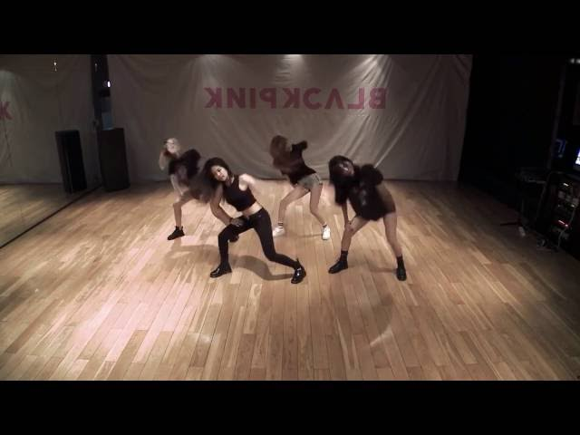 BLACKPINK BOMBAYAH DANCE PRACTICE MIRRORED HD
