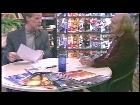 """Interview with Clive Smith on """"First Take"""" (2000)"""