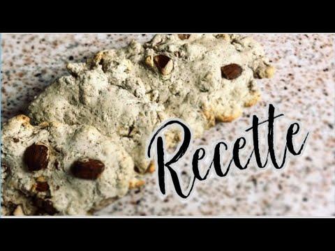 recette-cookies-rapide-sans-beurre-sans-sucre,-vegan