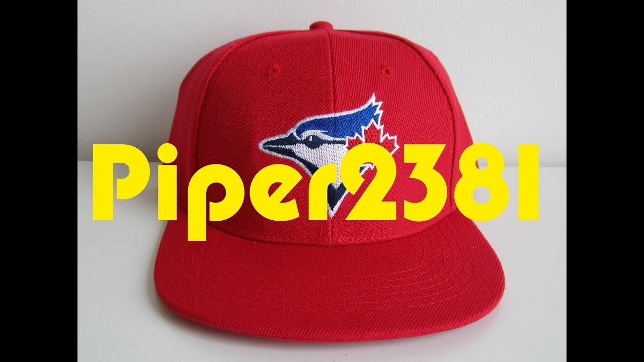 107b5982615 Canada Day 2013 Blue Jays Hat. piper2381