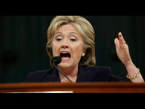 Hillary Clinton 2016 | Hillary Clinton testifies before the Benghazi committee 22-10-2015  Part 1