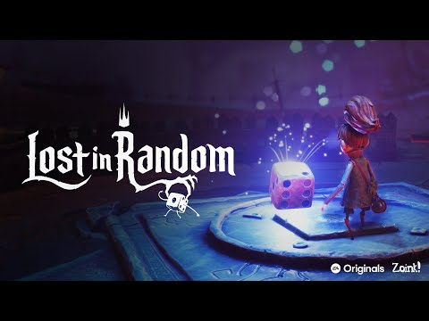 Lost in Random – Official Teaser Trailer