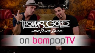 """Thomas Gold """"On Fire"""" Release Party Interview with Dylan Berry 