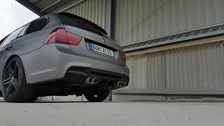 Gambar cover BMW 330i N53 Exhaust System