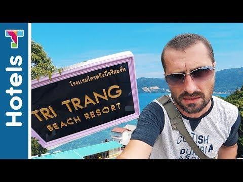 Обзор отеля Три Транг Бич Резорт на Пхукете. Плюсы и минусы   Tri Trang Beach Resort Phuket Patong