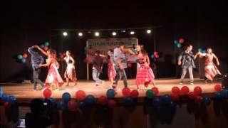 Malaima jorao performance by Khaswrang Dance Group 2016