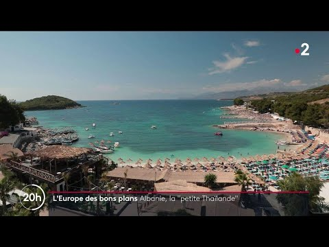 TV France 2: Albania - discovering 'little Thailand'