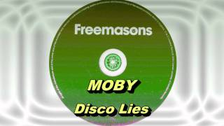 Moby - Disco Lies (Freemasons Extended Club Mix) HD Full Mix