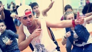 DANCE CRAFT Studio  - CHOREOGRAPHY by Alexander Borisov (02.11.2013)