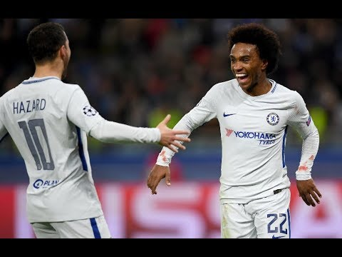 Download Chelsea vs Qarabag (4-0) | All Goals & Highlights| 11/22/2017 [HD]