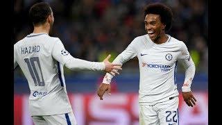 Chelsea vs Qarabag (4-0) | All Goals & Highlights| 11/22/2017 [HD]