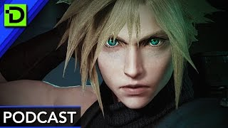 Was FF7 Intended to be Realistic? - Dark Pixel Podcast: Ep. 36