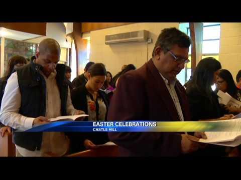 News 12 [Bronx] - Easter Sunday at Trinity Evangelical Lutheran Church-The Bronx, NY