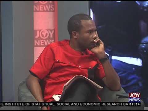 Kumasi Shooting - AM Show on JoyNews (23-11-17)