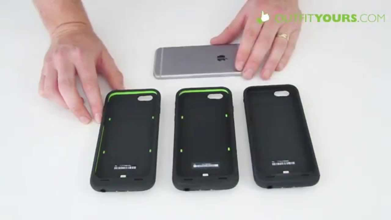 info for 2ee15 2084b mophie juice pack iPhone 6 Cases Review - ultra, plus, air - Battery Cases